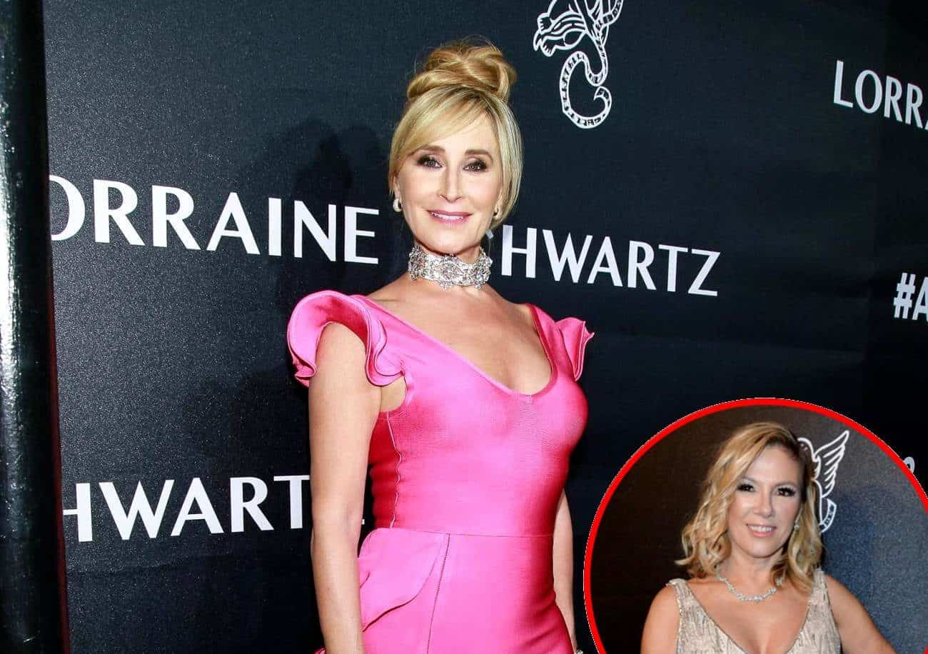 Sonja Morgan Explains Why RHONY Cast Boycotted Premiere Due to Ramona, Shares Secret to Toned Body!