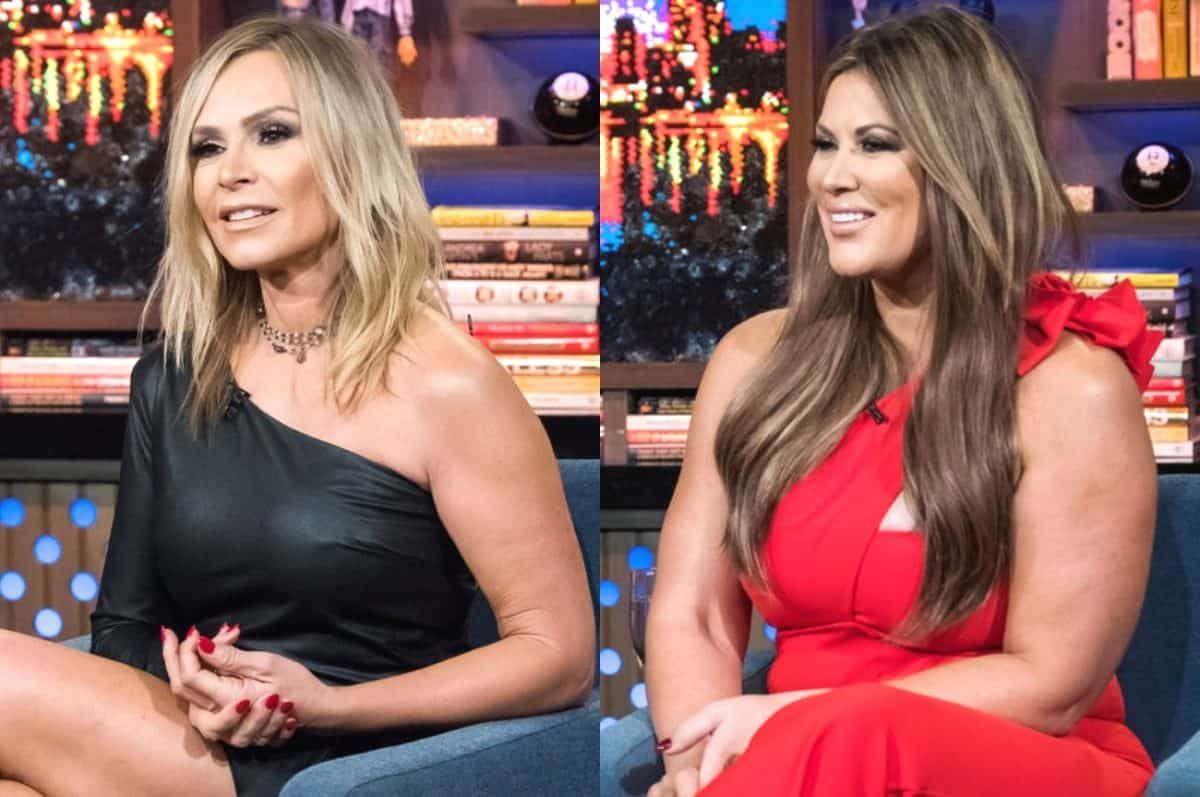 Are Tamra and Emily Still Feuding Amid Filming The New RHOC Season?
