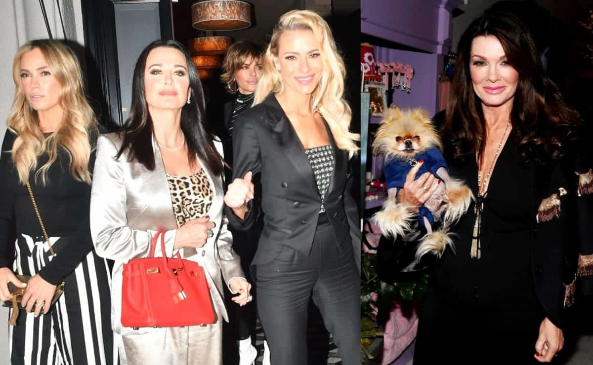 RHOBH Cast 'Extremely UnHappy' Over News of Lisa Vanderpump's New Spinoff for Vanderpump Dogs