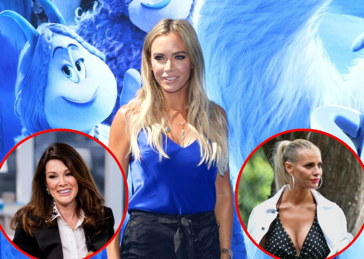 RHOBH's Teddi Mellencamp Reveals if She Ever Spoke Directly to Lisa About Puppy Gate Plot, Talks Off-Camera Drama with Dorit