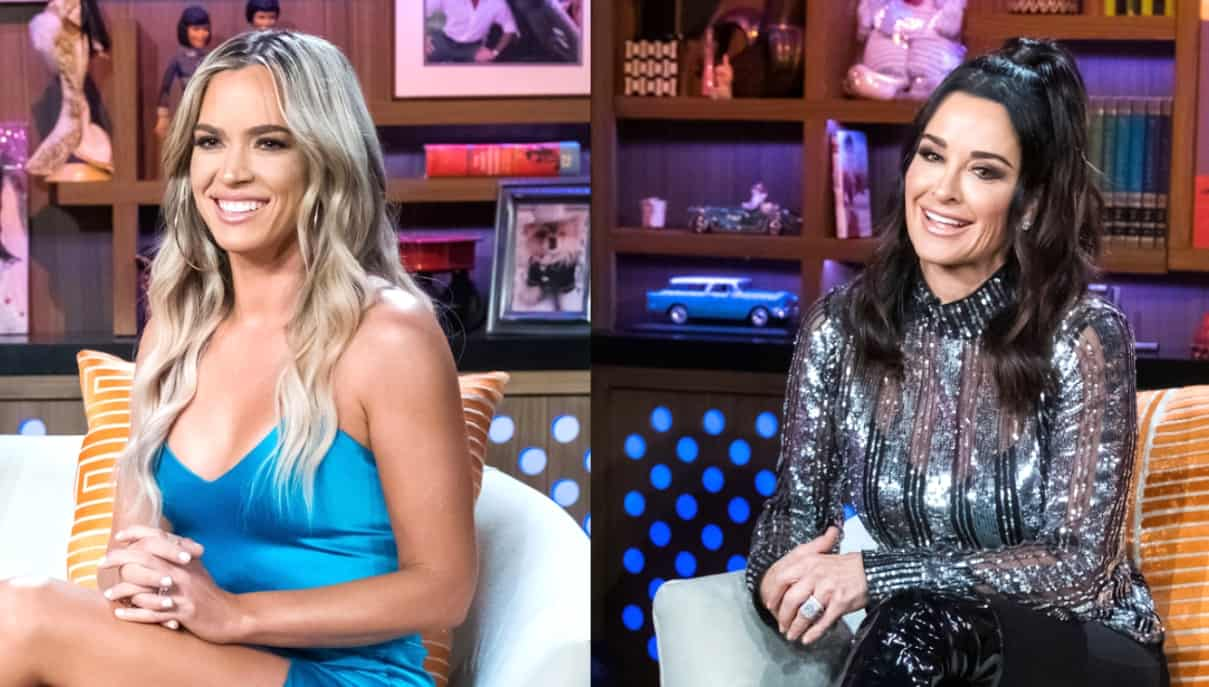 Teddi Mellencamp Addresses Backlash from RHOBH Fans as Kyle Richards Asks Viewers Not to 'Rush to Judge'