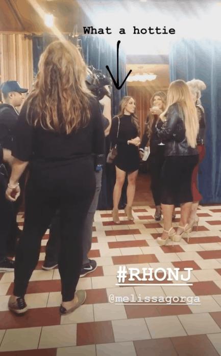 RHONJ Teresa Giudice Attends Joe Gorga Book Signing