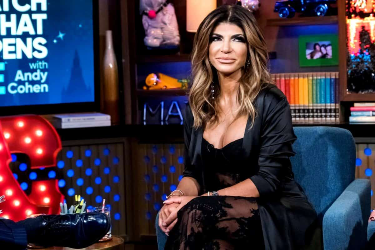 RHONJ's Teresa Giudice Faces Backlash After Promoting 'Dangerous' Weight Loss Pills