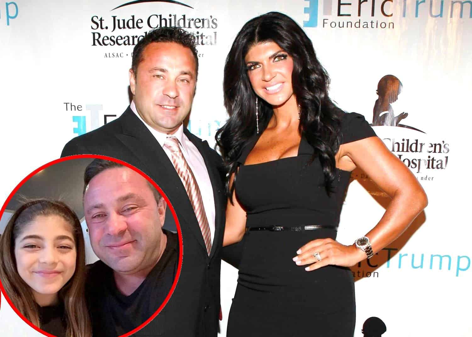 RHONJ's Teresa Giudice 'Hasn't Done Anything' to Help Joe from Being Deported, Milania Speaks Out