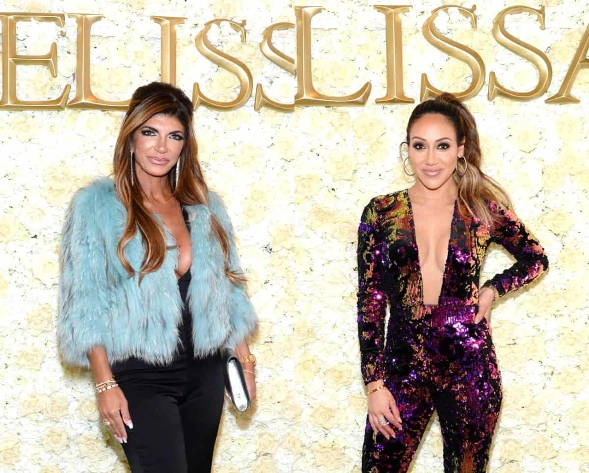 REPORT: Teresa Giudice and Melissa Gorga are Feuding Again Amid Filming on RHONJ Season 10