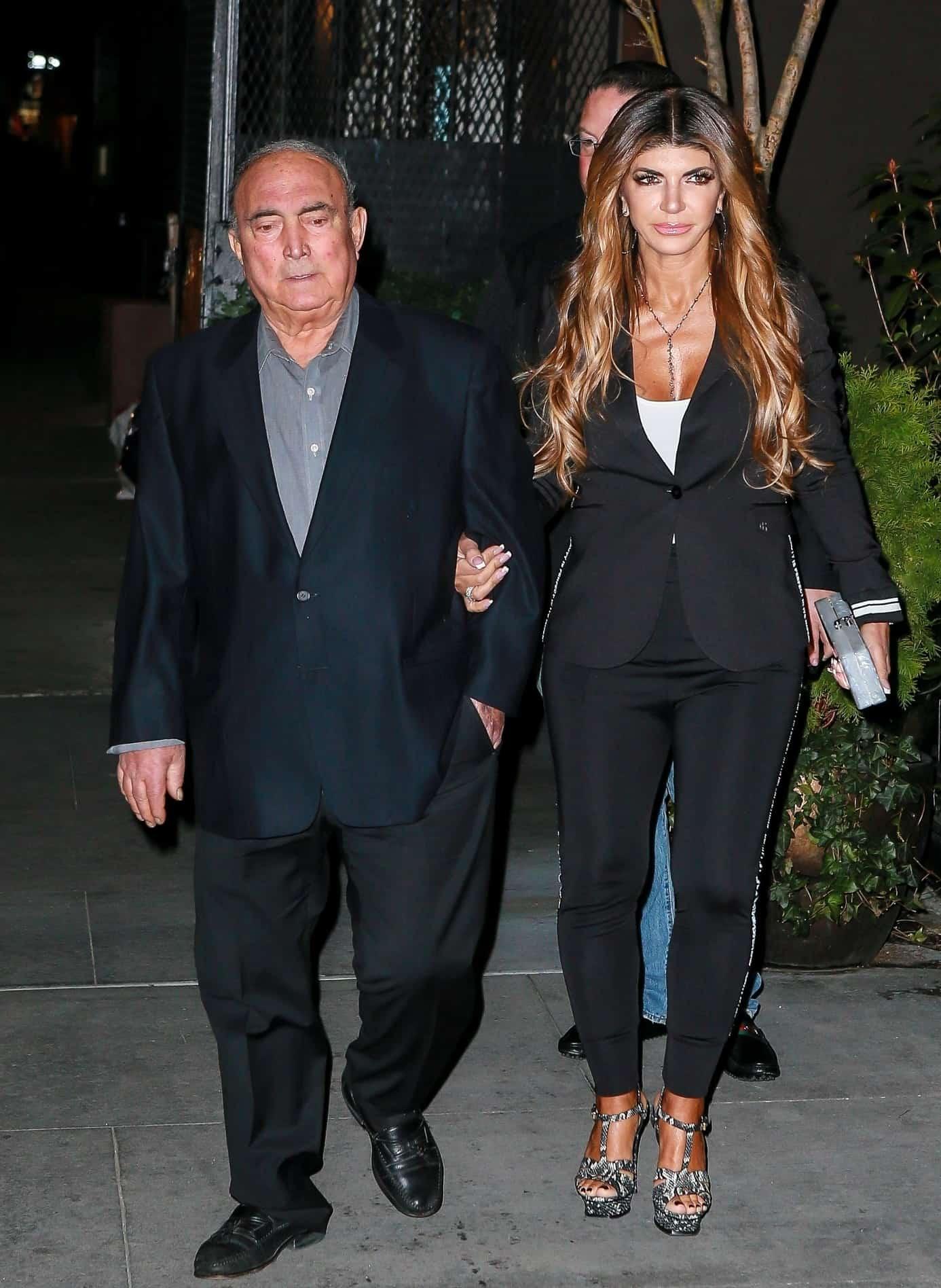 Teresa Giudice and dad Giacinto Gorga