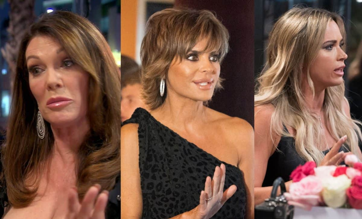 The Real Housewives of Beverly Hills Recap: Will the True Puppet Master Please Stand Up