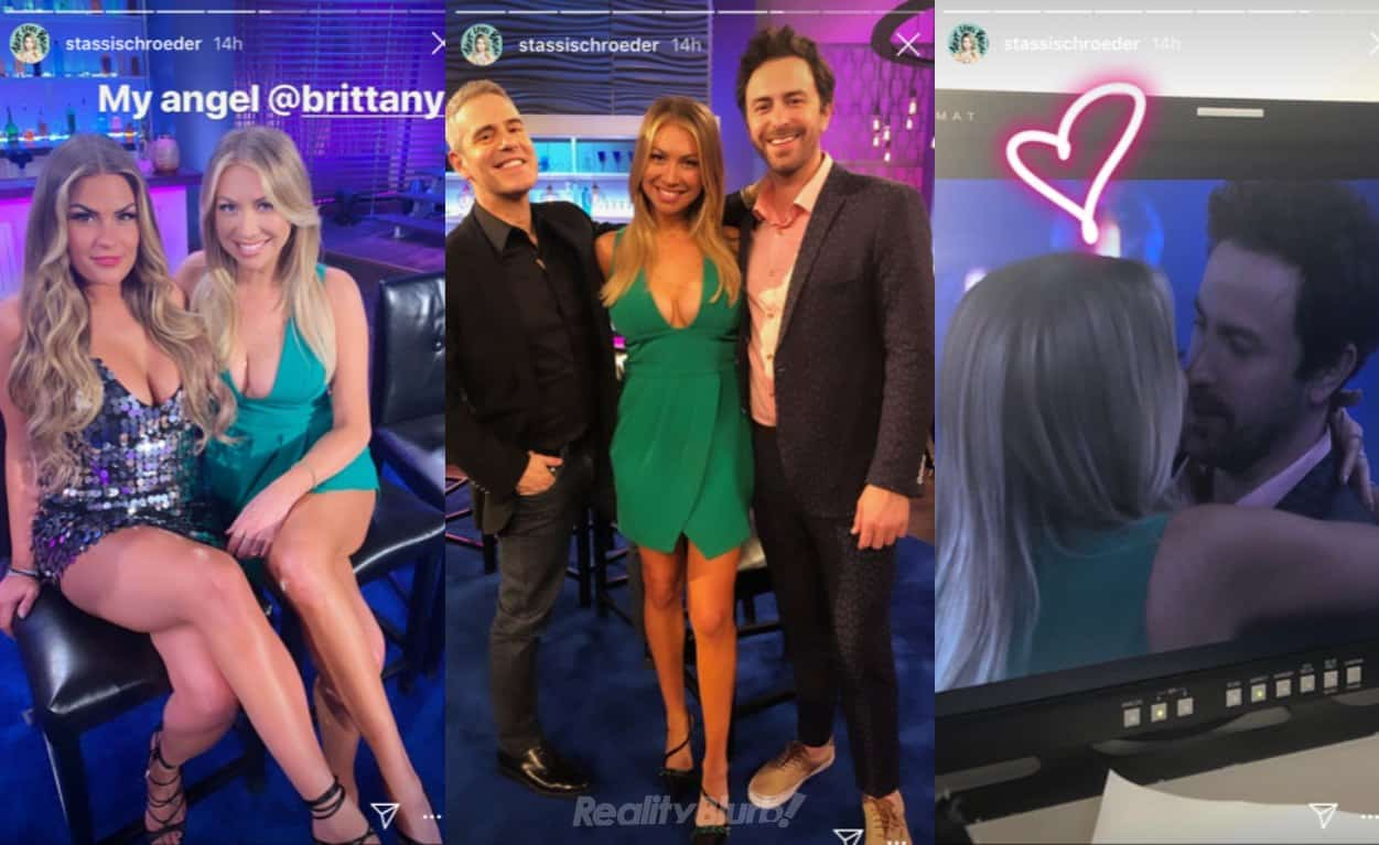 Vanderpump Rules Season 7 Reunion Photos Stassi Schroeder, Brittany, Beau and Andy Cohen