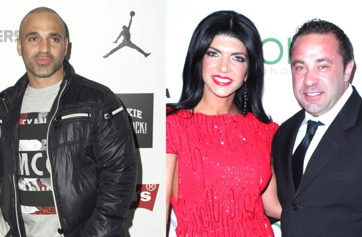 RHONJ Star Teresa Giudice's Brother Joe Gorga Addresses Her Decision To Divorce Joe Giudice
