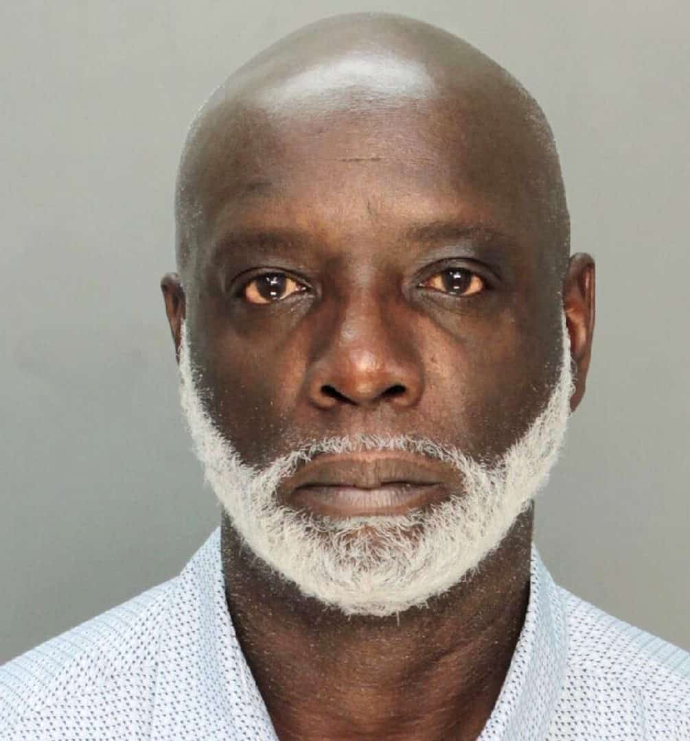 Peter Thomas mugshot