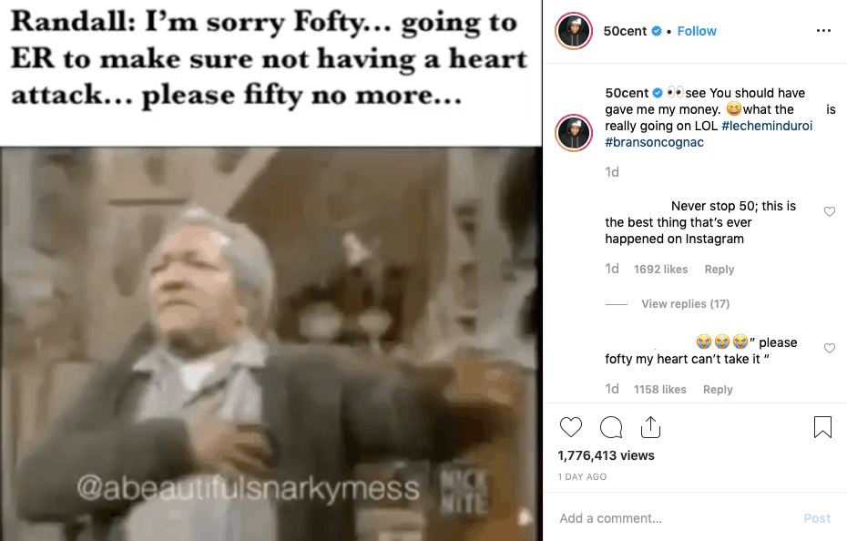50 Cent Trolls Randall Emmett Over Hospitalization