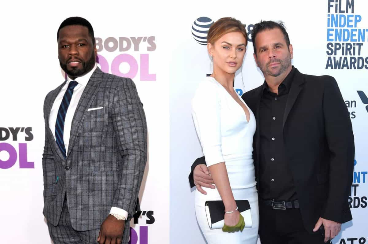 50 Cent Slams Lala Kent For Mentioning Me Too Movement, Continues to Troll Randall Emmett Over Owed Money