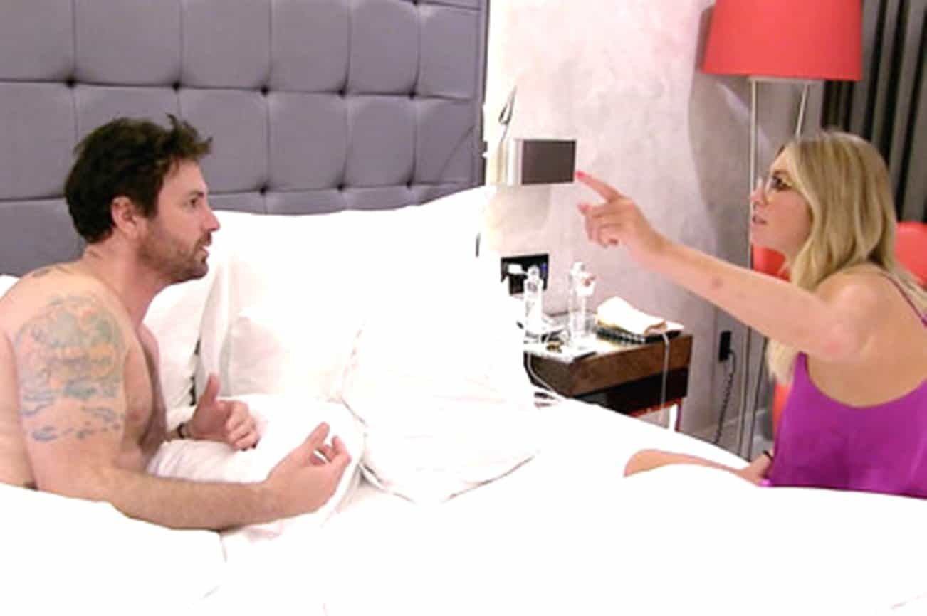 "Vanderpump Rules Recap: A Drunken Ariana Rules the Night While Stassi Imprisons Her ""Battered"" Beau"