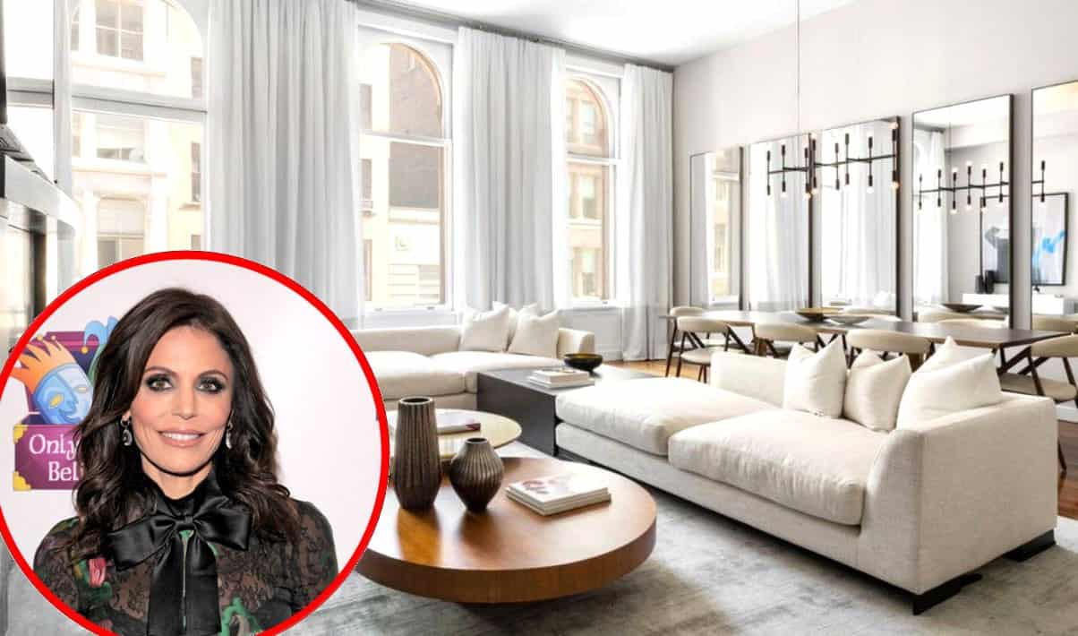 PHOTOS: RHONY Star Bethenny Frankel Relists NYC Home for $4.37 Million, See Pics of Inside!
