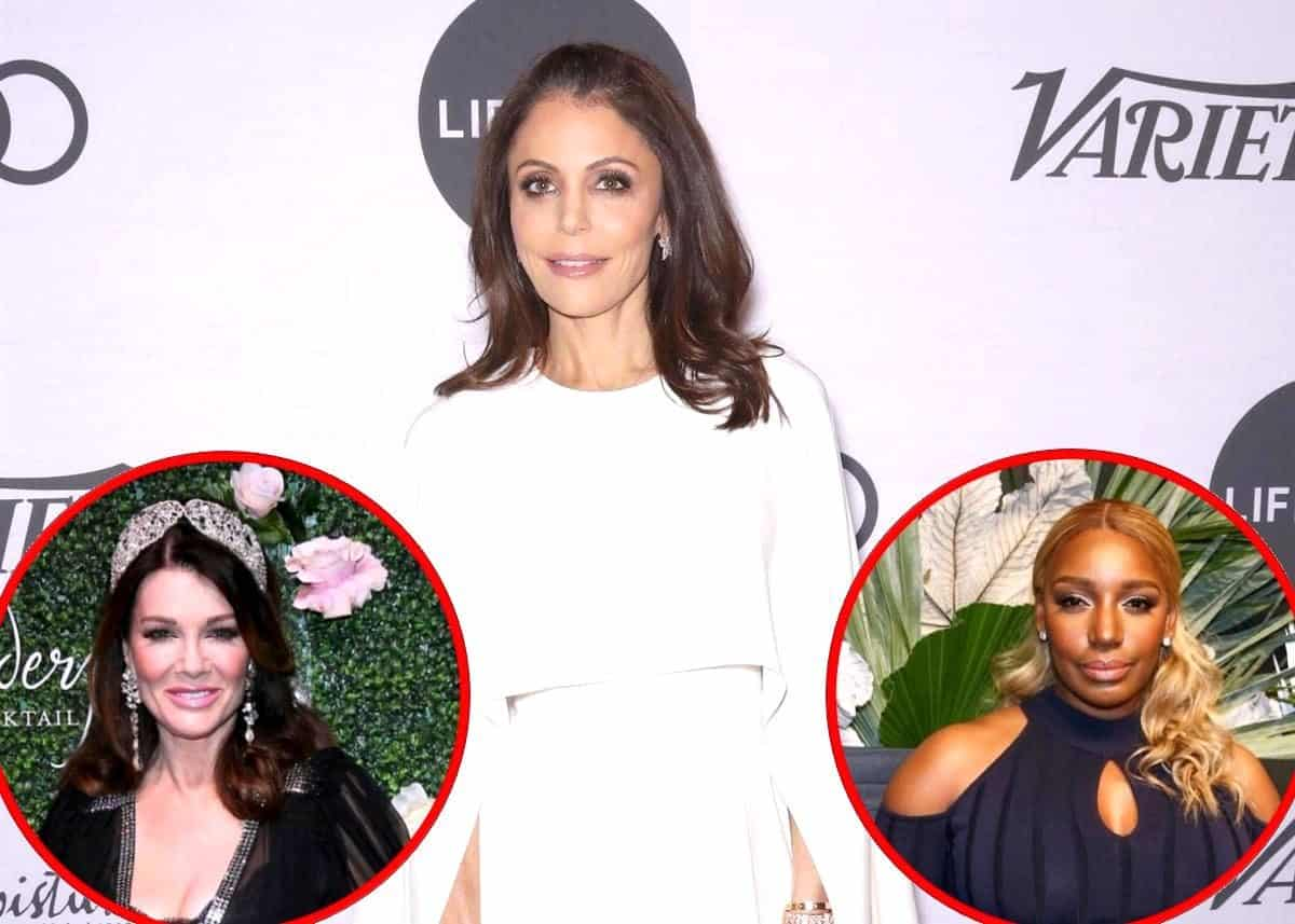 RHONY's Bethenny Frankel Reveals Why She Feels Sorry for Lisa Vanderpump and Nene Leakes, Discusses Their Drama With Their Co-Stars