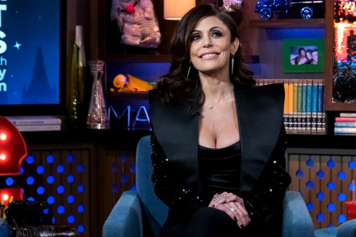 PHOTO: RHONY's Bethenny Frankel Shares Pic Of Allergic Reaction After Being Kissed By Someone Who Ate Fish