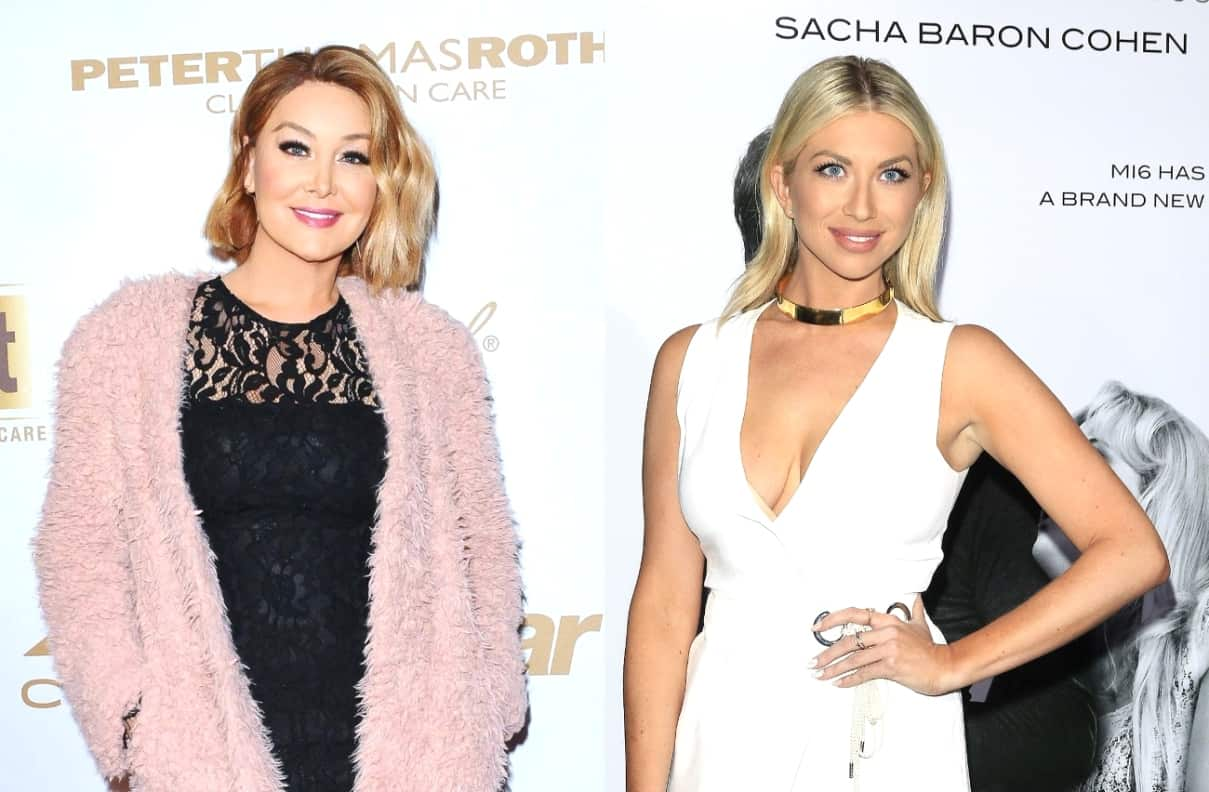 Vanderpump Rules' Billie Lee Fires Back At 'White Cis Privileged' Stassi Schroeder For 'Mean Girl' Comments