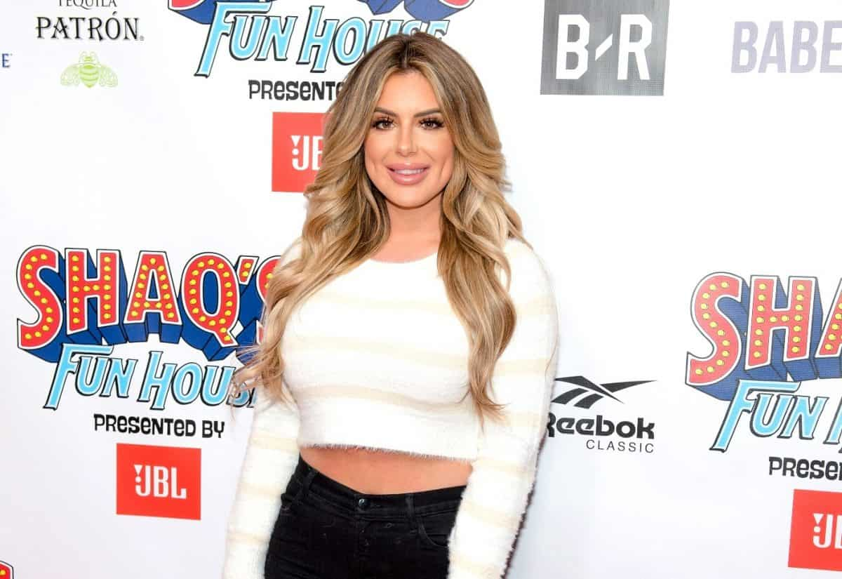 "PHOTOS: Don't Be Tardy's Brielle Biermann Says She Doesn't Miss Her ""Big A-- Lips"" in Throwback Photo, Plus She Poses in Skimpy Yellow Bikini in ""Spicy"" Shot"