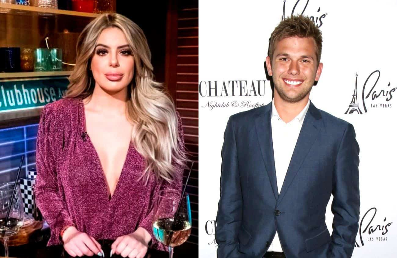 Is Don't Be Tardy Star Brielle Biermann Dating Chrisley Knows Best's Chase Chrisley? He Posts and Deletes Kiss Photo