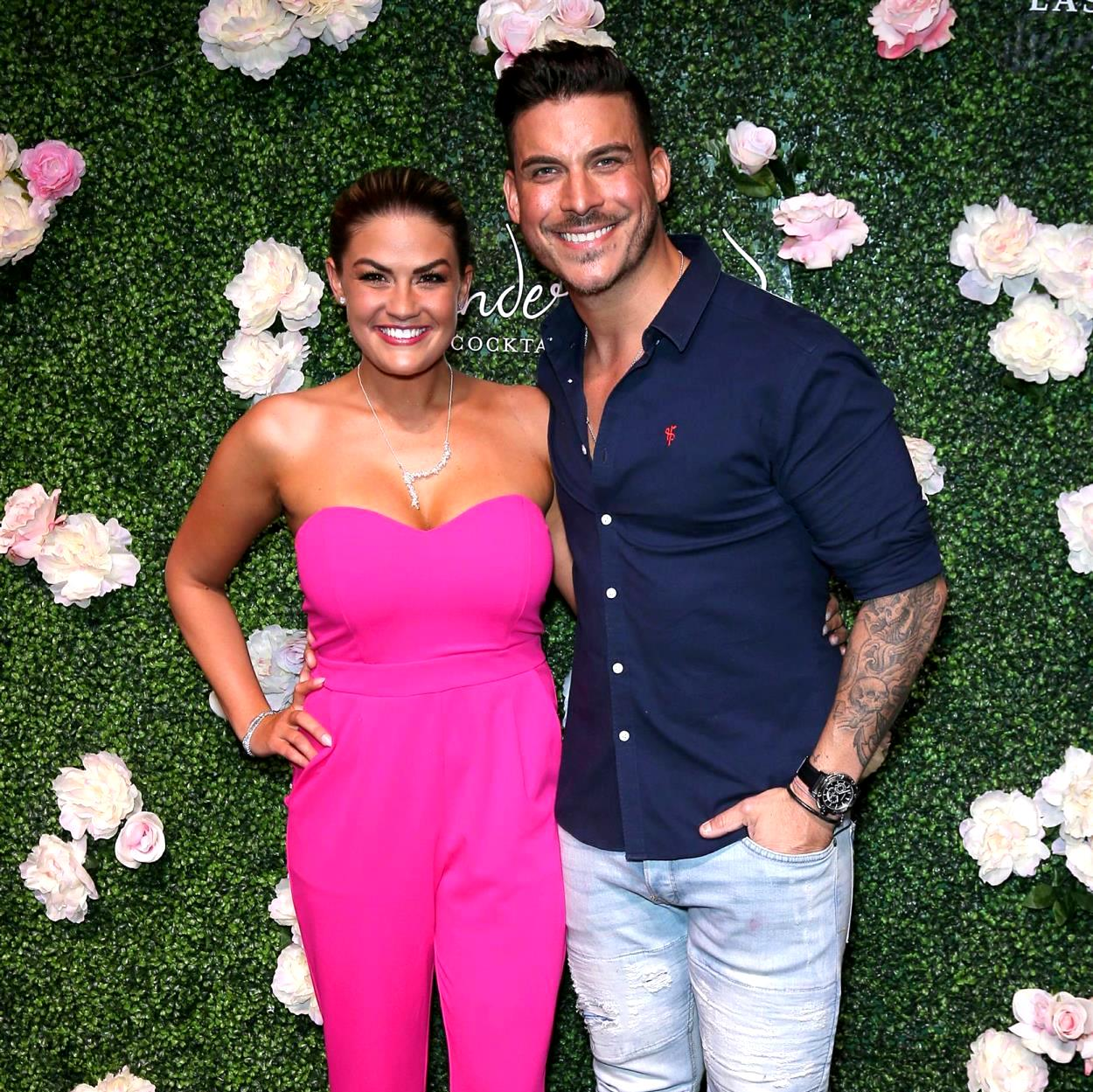 Vanderpump Rules' Jax Taylor and Brittany Cartwright's Wedding Date Revealed! Plus Jax Dishes on Having Kids