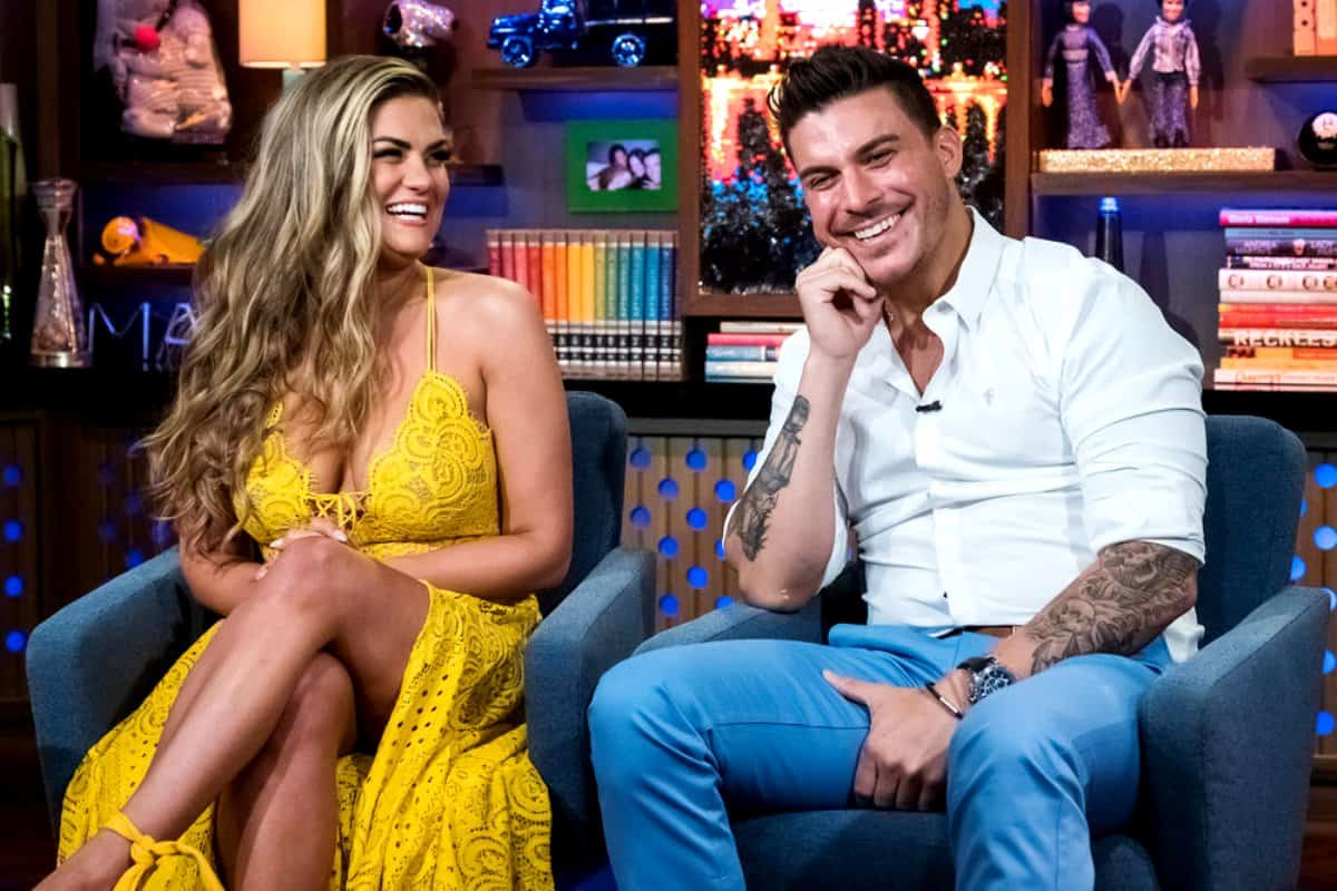 Jax Taylor Blames 'Horrible' Editing for Vanderpump Rules Scene, Defends Comments Made to Brittany's Father