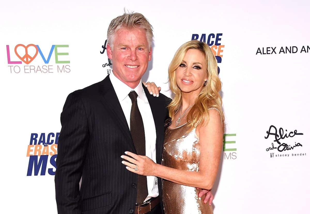 RHOBH Star Camille Grammer's Daughter Not Thrilled About Marriage To David Meyer