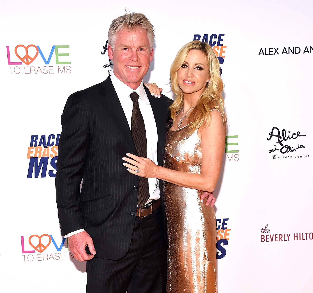RHOBH Star Camille Grammer's Husband David C. Meyer Targeted by Website Aimed at Disbarring Him