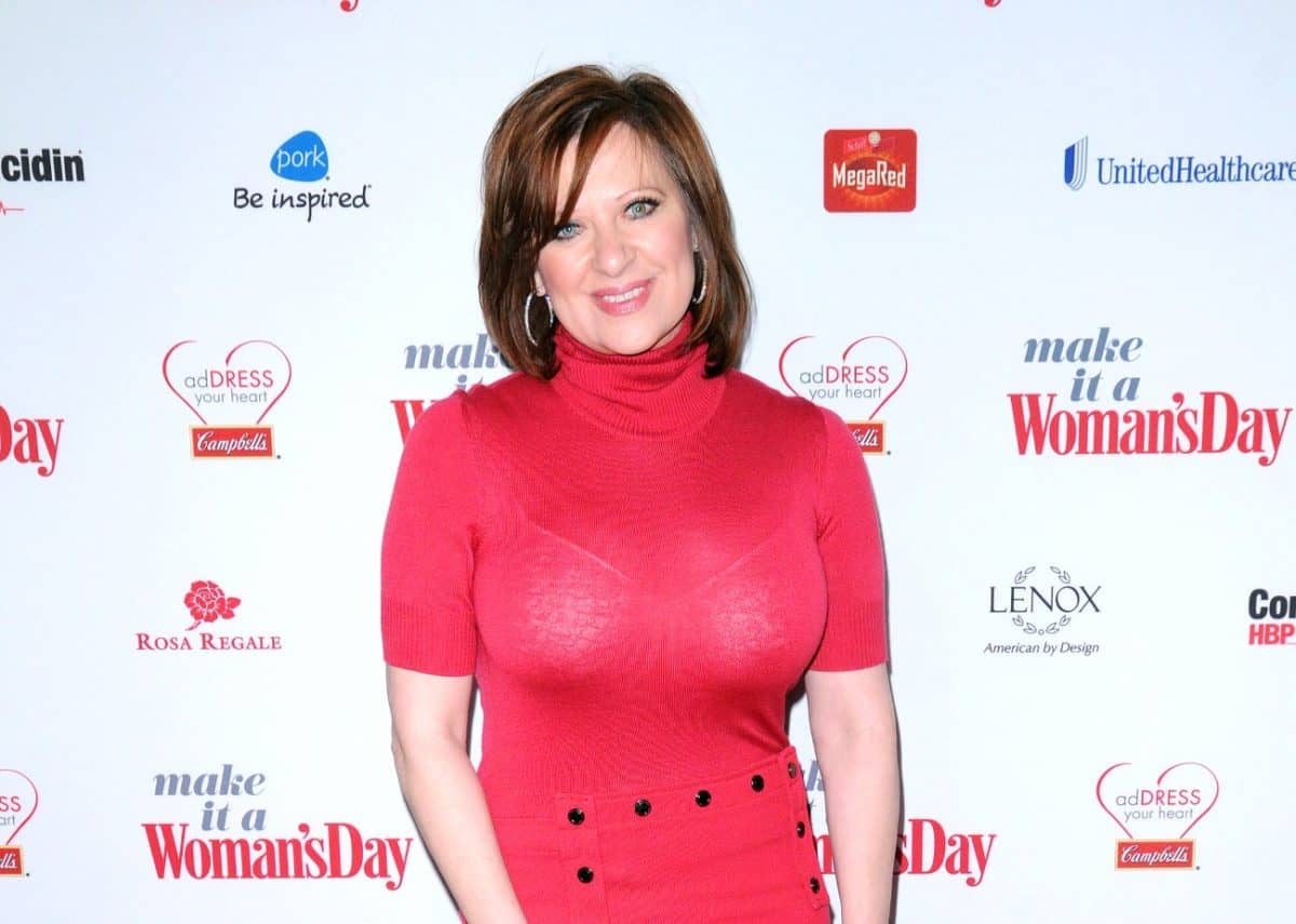 "Caroline Manzo Reveals Why She Turned Down ""Insulting"" Offer to Return to RHONJ, Talks Having Plastic Surgery and Weight Loss"