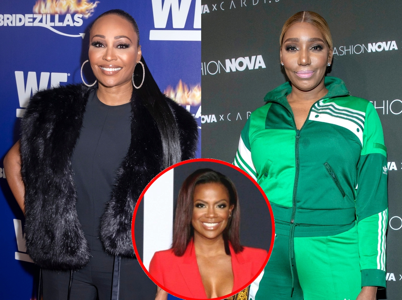 Cynthia Bailey Insists She Didn't Know Kenya Moore Was Attending The RHOA Finale Party, Explains 'Mic'd Up' Conversation With Kandi Burruss