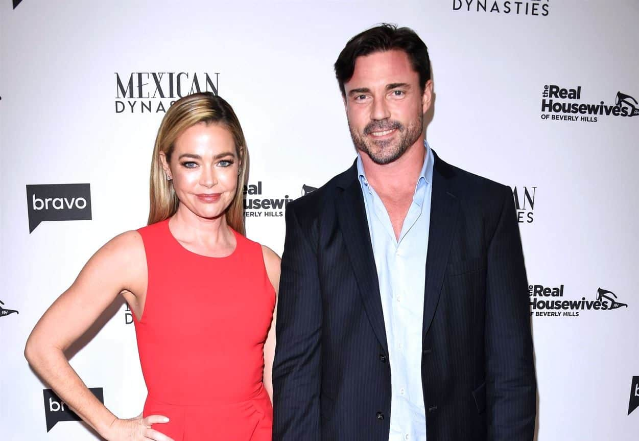 Is Denise Richards' Oversharing About Husband Aaron Phypers on the RHOBH Causing Tension in Her Marriage?
