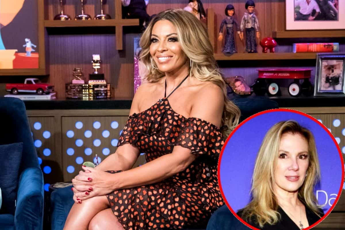 RHONJ's Dolores Catania Slams RHONY Star Ramona Singer For Being 'Mean' And 'Rude,'