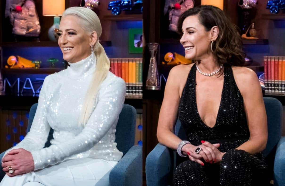 Does RHONY's Dorinda Medley Feel Vindicated After Watching LuAnn de Lesseps Take Bethenny Frankel For Granted?