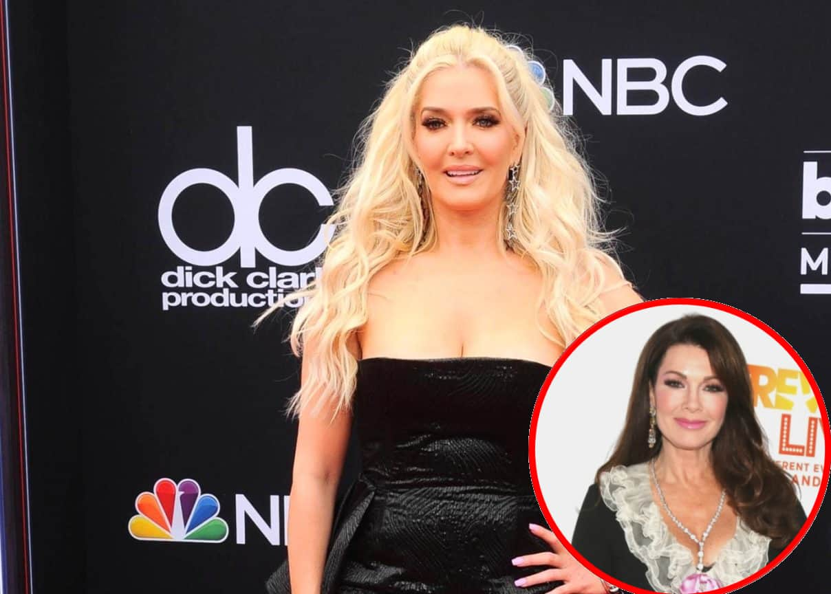 RHOBH's Erika Jayne Admits Lisa Vanderpump Might Not Have Leaked Story, Responds to Backlash from Fans