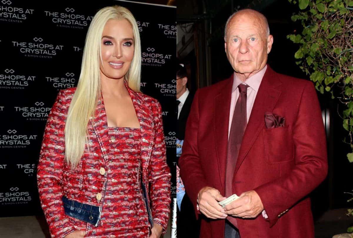 Erika Jayne's Husband Thomas Girardi Slams $40,000 Lawsuit, RHOBH Star Requests Case Be Thrown Out