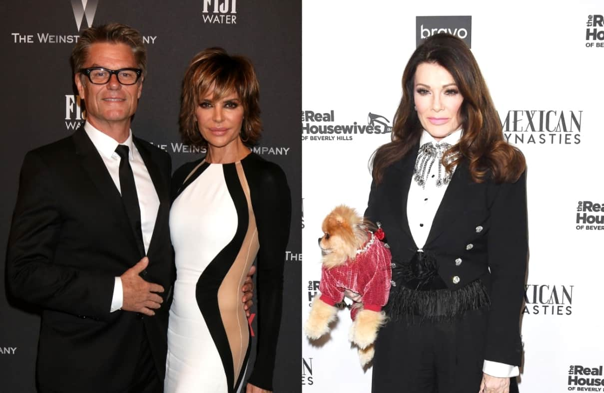 Harry Hamlin's Theory About PuppyGate Benefits Lisa Vanderpump And Her New Dog Show