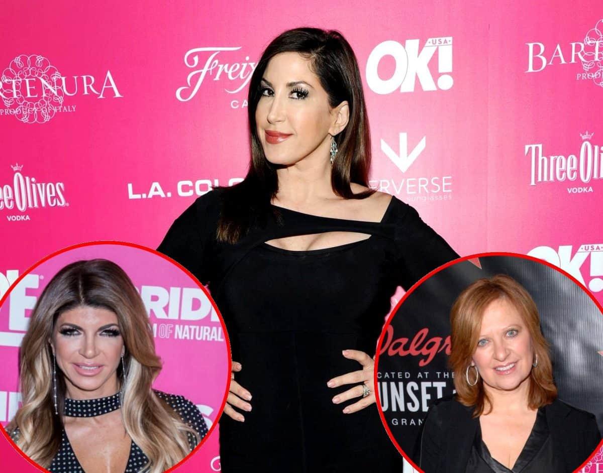 Jacqueline Laurita Claims Teresa Giudice is Scared of Caroline Manzo Returning to the RHONJ
