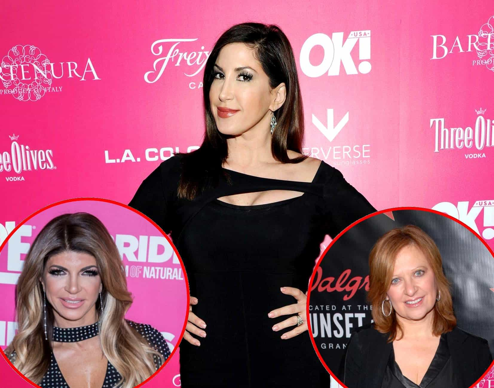 Jacqueline Laurita Claims Teresa Giudice is Scared of Caroline Manzo Returning to the RHONJ