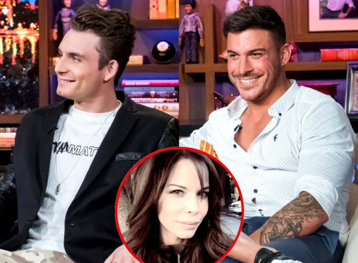 James Kennedy Accuses Jax Taylor of Trying to Take Him Down