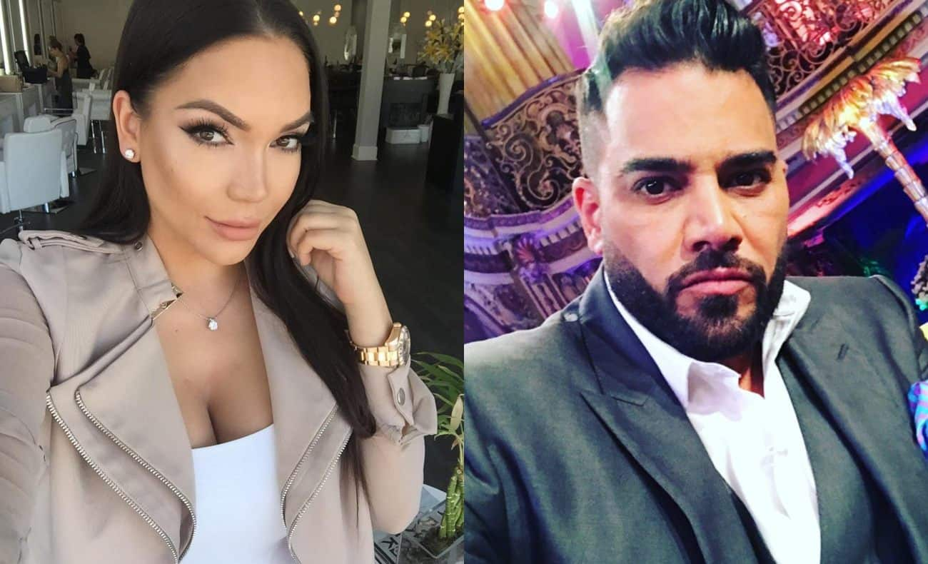 Shahs of Sunset Star Jessica Parido Gives Birth to Baby Boy, Ex-Husband Mike Shouhed Reacts