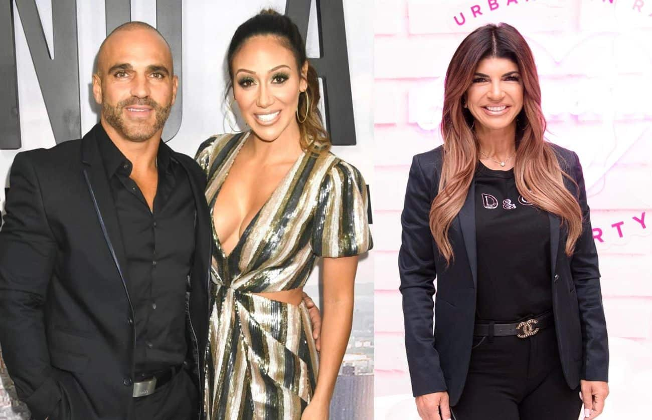 Joe Gorga Gives an Update on Teresa Giudice and Melissa Gorga's Relationship After Feud