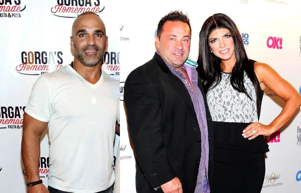 RHONJ Star Joe Gorga Shares Latest Update on Joe Giudice's Deportation