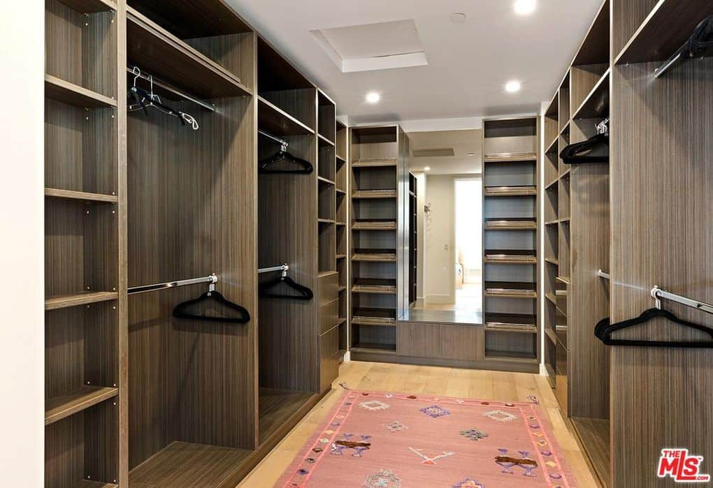 Katie Maloney and Tom Schwartz Home Closet