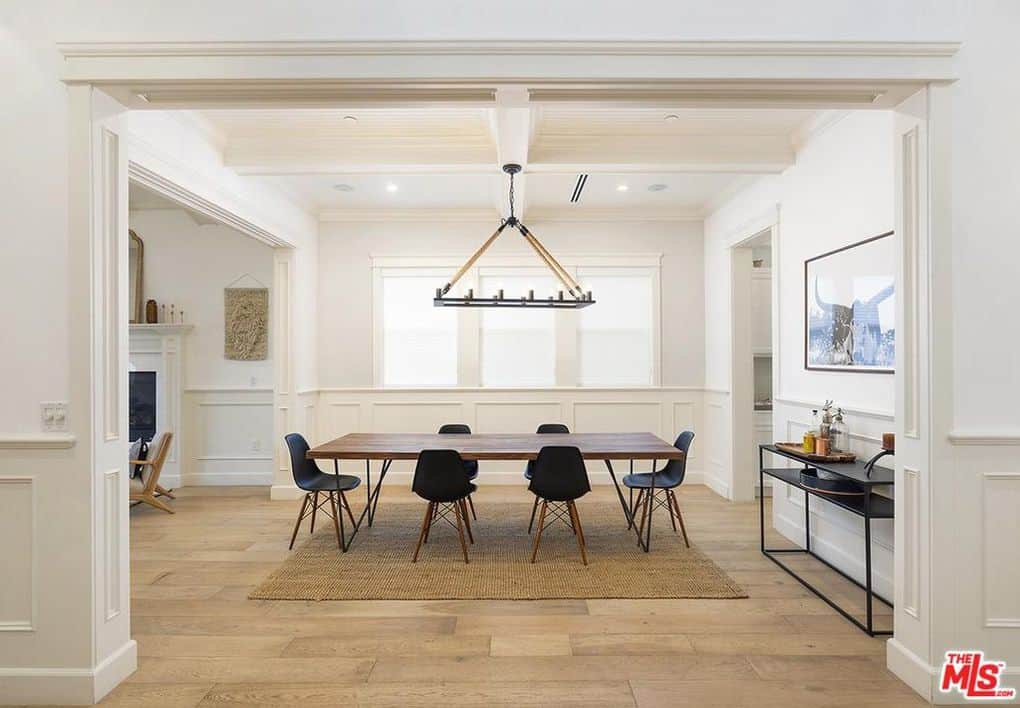 Katie Maloney and Tom Schwartz Home Formal Dining Room
