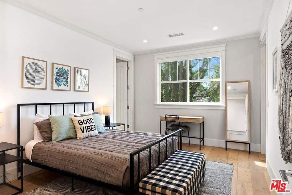 Katie Maloney and Tom Schwartz Home Guest Bedroom