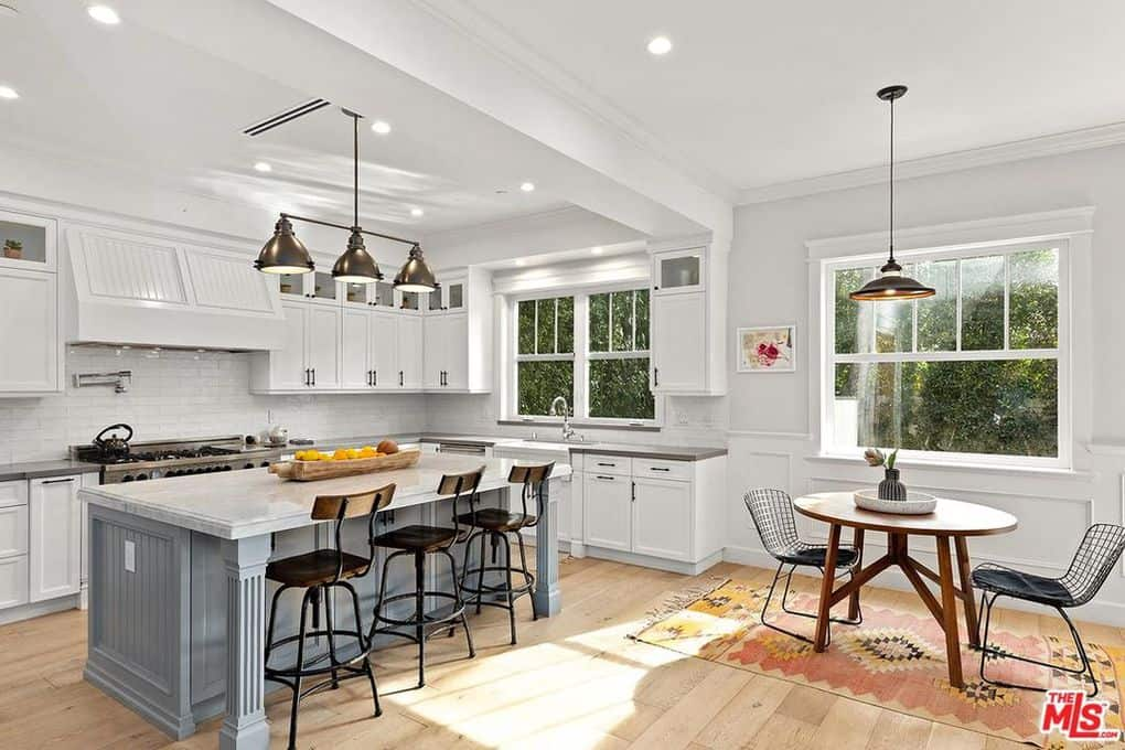 Katie Maloney and Tom Schwartz New Home Kitchen Dining