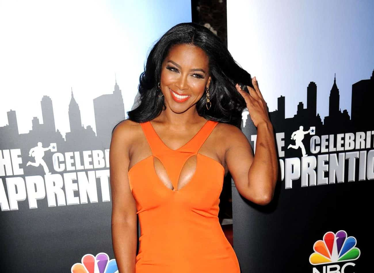 Kenya Moore Has Signed on to Return to RHOA for Season 12! Who Is She Replacing?