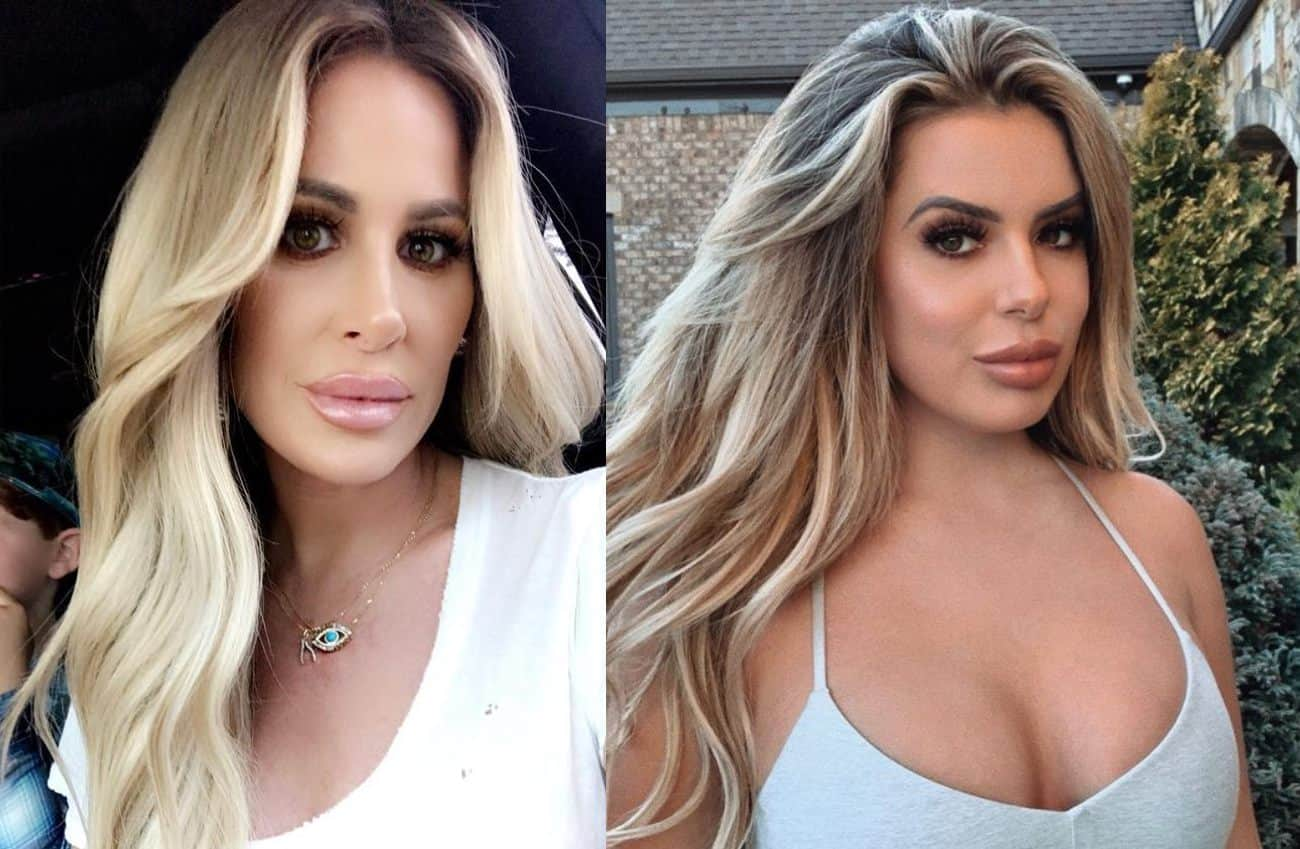 PHOTOS: Don't Be Tardy Stars Kim Zolciak & Brielle Biermann Share Racy Bikini Pics on Vacation!