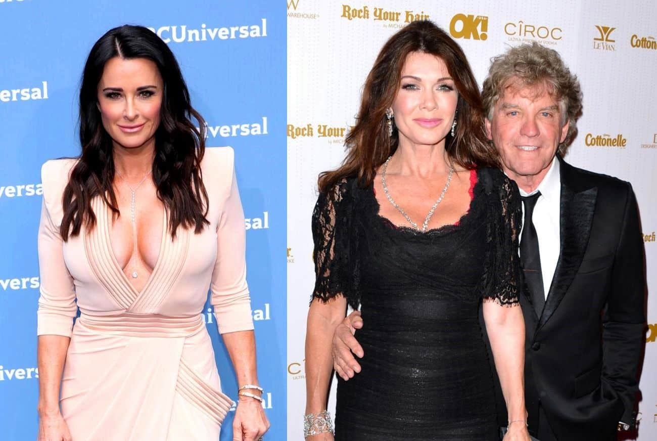 "Kyle Richards Reveals If There's Hope for Reconciliation with Lisa Vanderpump and Calls Ken's Involvement in Lisa Fight ""Intimidating,"" Lisa Addresses Claim that She Holds Grudges"