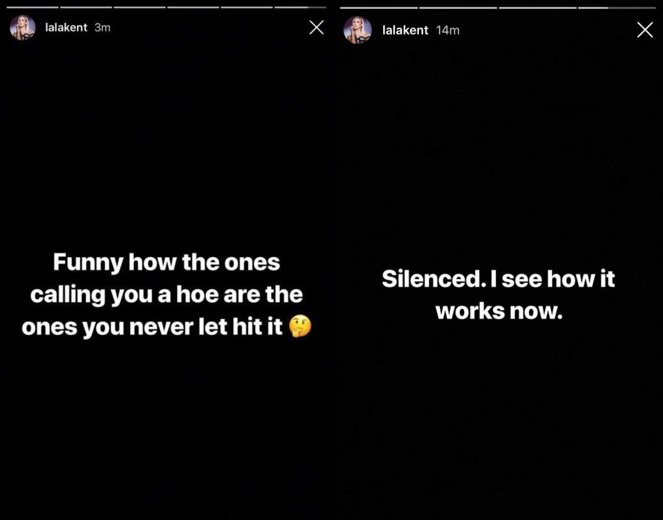 Lala Kent Breaks Silence After 50 Cent Feud