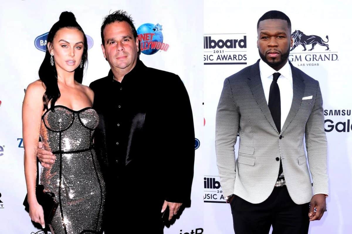 50 Cent Officially Ends Feud With Lala Kent and Randall Emmett After Getting His $1 Million, Shares New Text Messages